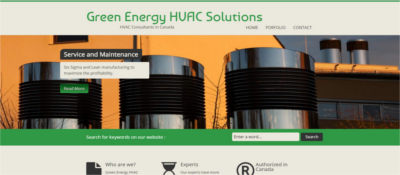 Green Energy HVAC Solutions